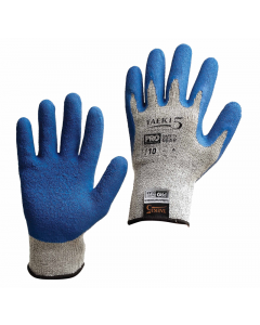 Cut Resistant Glove with Latex Palm - SIZE 11